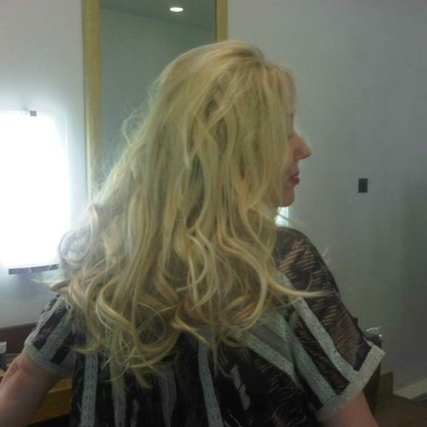 Chrissy Iley Reviews A List Clip In Hair Extensions Beauty And The