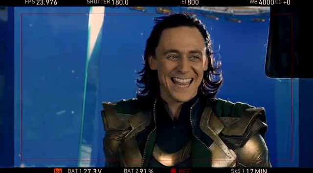 <b>Avengers Gag Reel...</b>