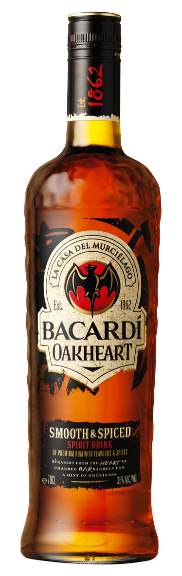 <b>Bacardi's Spicy New ...</b>