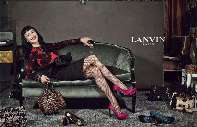<b>Lanvin's Anonymous P...</b>