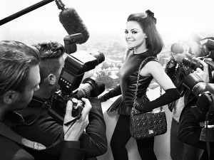 Mila Kunis for Miss Dior 2012