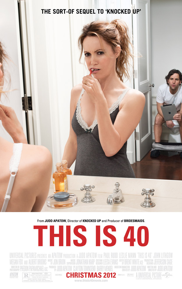 Film Trailer for This is 40