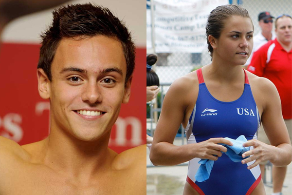 <b>Tom Daley's Girlfrie...</b>