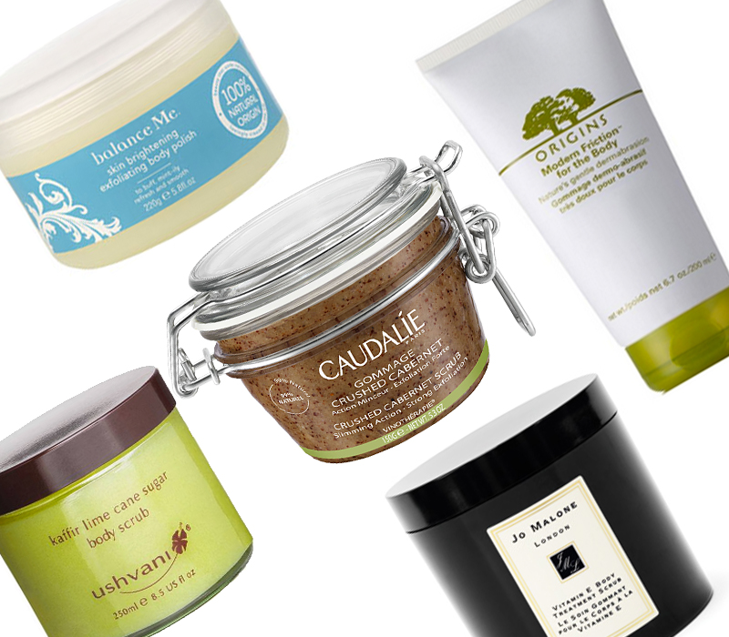 <b>The Best Body Scrubs...</b>