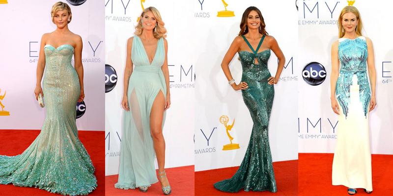 <b>Emmy Awards 2012 Red...</b>