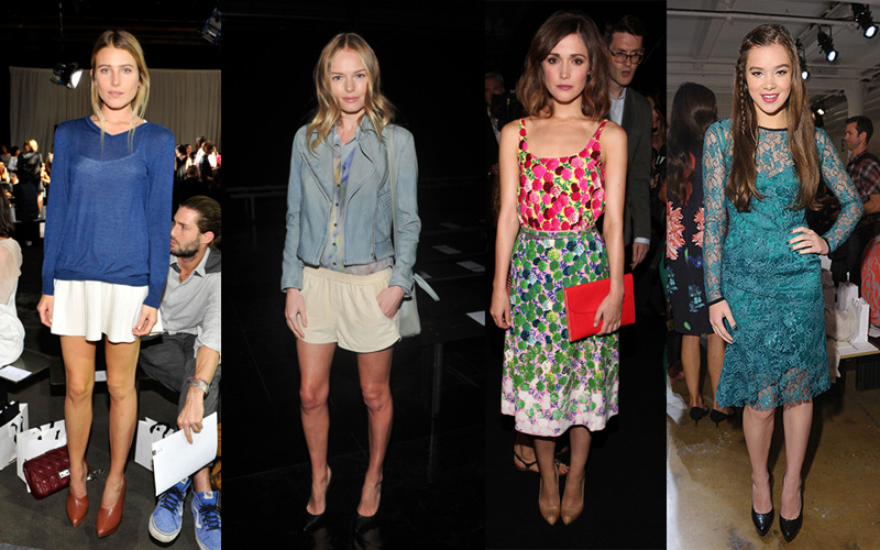 <b>Front Row Fashion at...</b>
