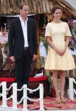 Kate Middletons Royal Tour Island Fashion | Beauty And