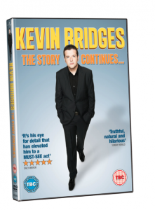Kevin Bridges The Story Continues. . .