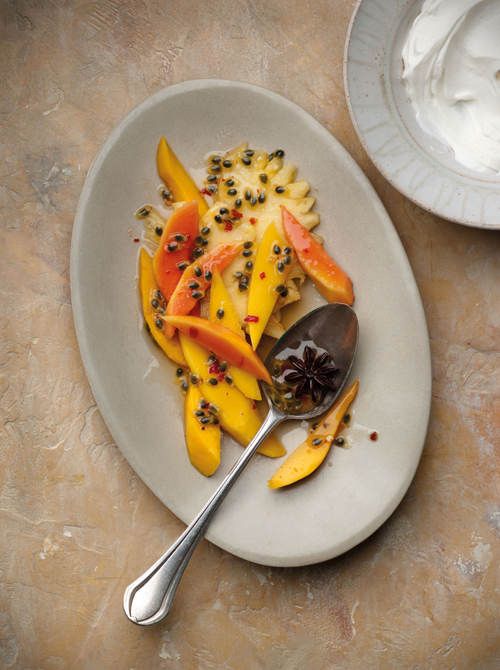 <b>Recipe: Spiced Tropi...</b>
