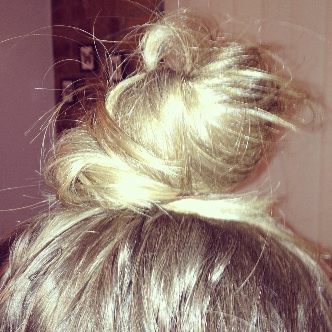 <b>Rainy Day Hair...</b>