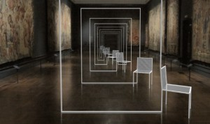 Mimicry Chairs Installation
