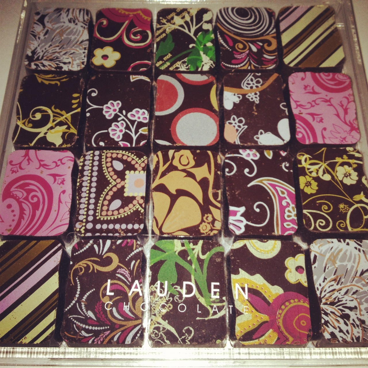 <b>Lauden Chocolates...</b>