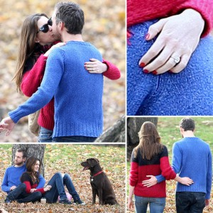 Anne-Hathaway's Diamond Engagement Ring