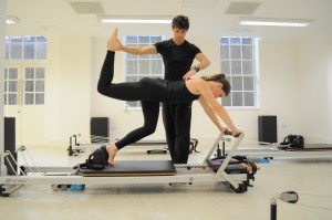 Reformer Pilates with Dmitri Tkatchev founder of Epoch Fitness