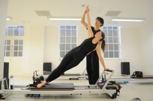 Reformer Pilates at Epoch Fitness