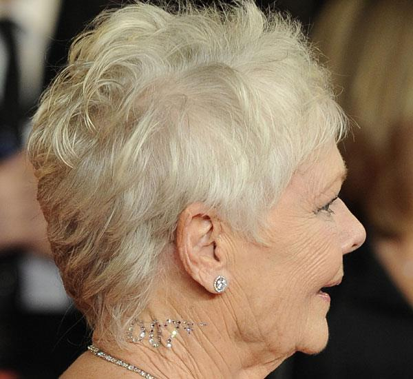 <b>Dame Judi Is Totally...</b>