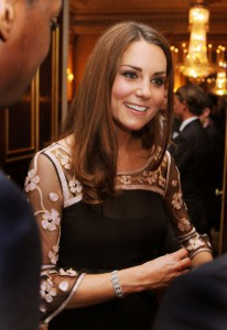 Kate Middleton Wearing Alice by Temperley