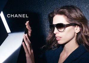 Maïwenn For Chanel Eyewear