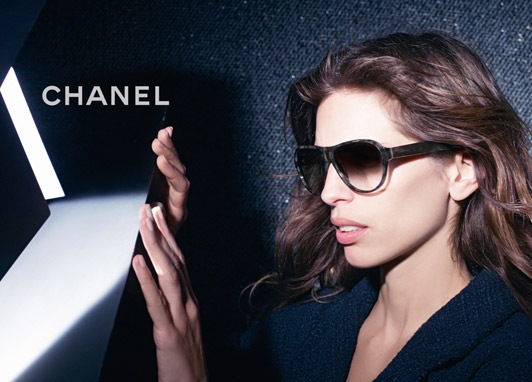 <b>Chanel's Latest Muse...</b>