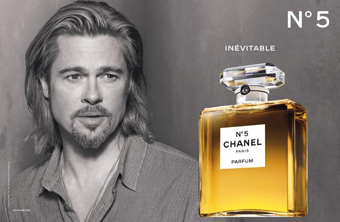 <b>Brad Pitt's Chanel N...</b>