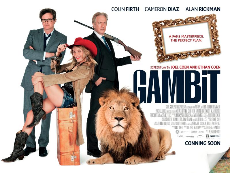 <b>Film Trailer: Gambit...</b>