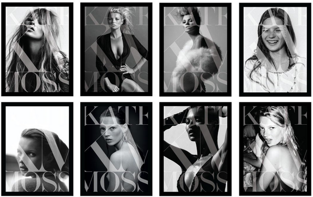 <b>The Kate Moss Book, ...</b>