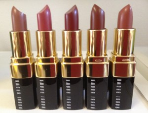 Bobbi Brown Brings Back Lip Colour