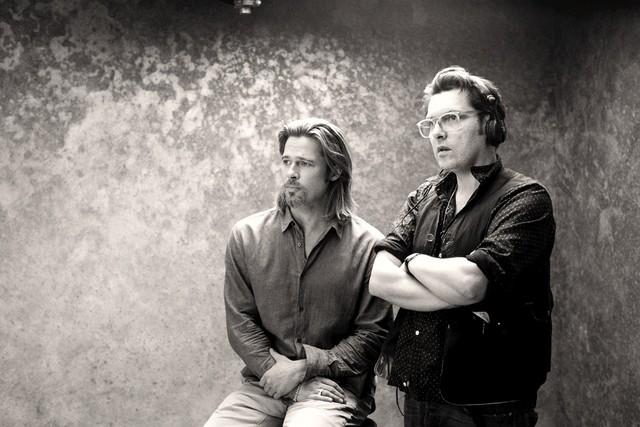 <b>First Look Brad Pitt...</b>