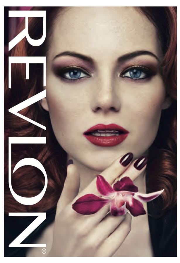 <b>Emma Stone's Revlon ...</b>