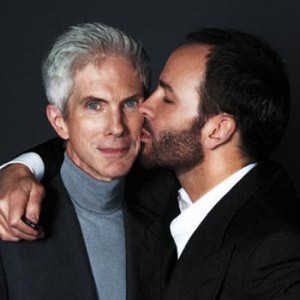 Tom Ford and Richard Buckley announce the arrival of their son.