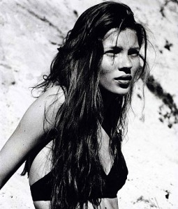 Kate Moss shot by Corinne Day