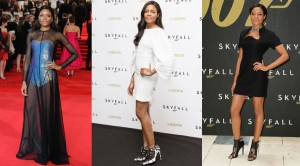 Naomi Harris at Skyfall Premieres and Photocalls