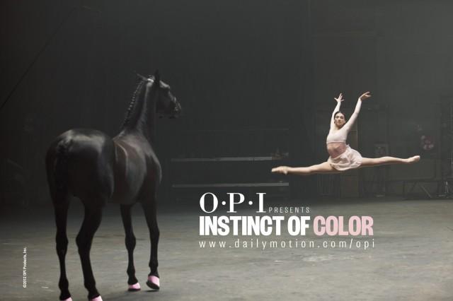<b>OPI Presents Instinc...</b>