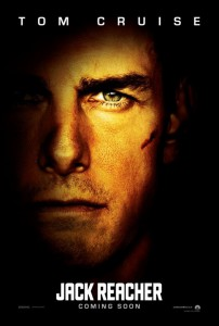 Tom Cruise is Jack Reacher