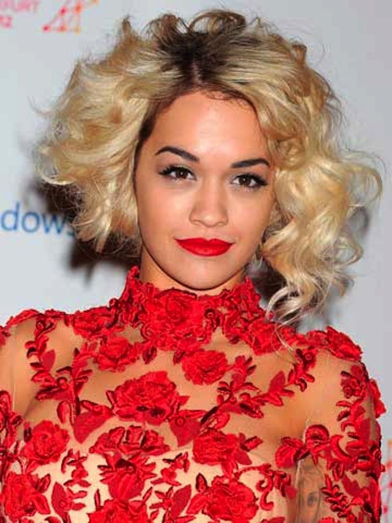 <b>Rita Ora Lands Her F...</b>