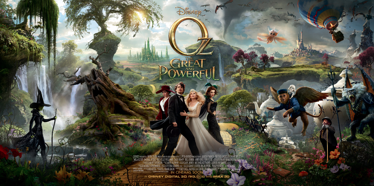 <b>Film Trailer: Oz The...</b>