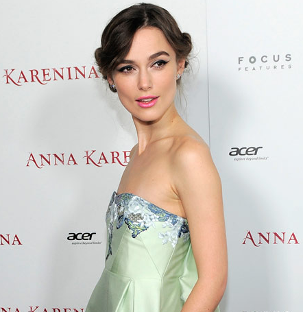 <b>Keira Knightley On H...</b>