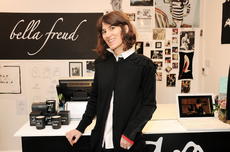 <b>Bella Freud Launches...</b>