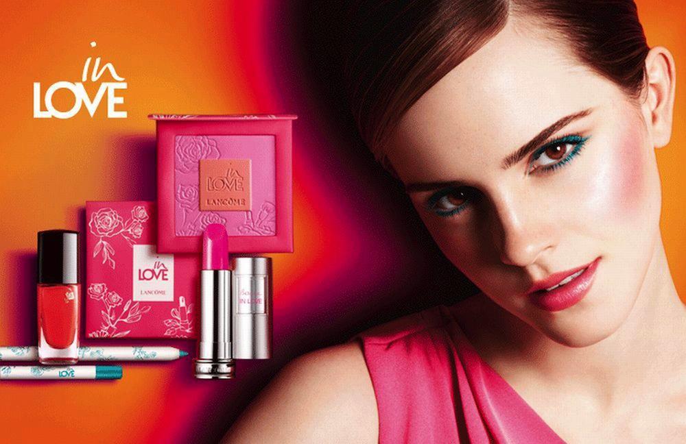 <b>Emma Watson For Lanc...</b>
