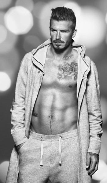 <b>David Beckham's Chri...</b>