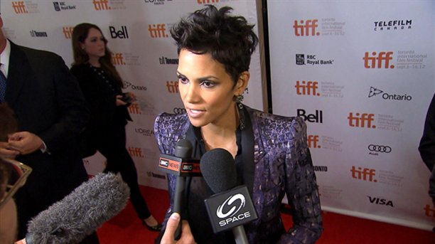 Halle Berry at TIFF for Cloud Atlas