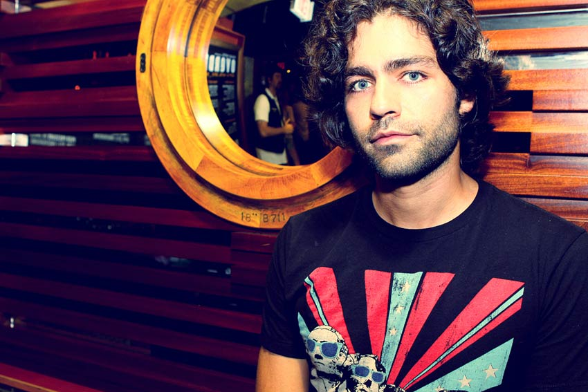 Adrian Grenier at The Drake party for TIFF