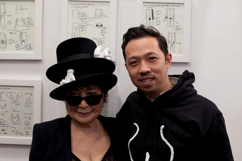 <b>Yoko Ono's New Mensw...</b>