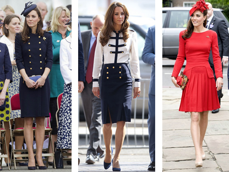 <b>Kate Middleton's McQ...</b>