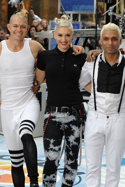 <b>No Doubt Collaborate...</b>