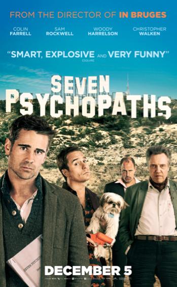 <b>Win Seven Psychopath...</b>