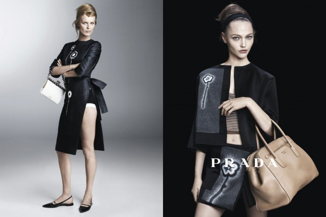 <b>Prada's SS13 Supermo...</b>
