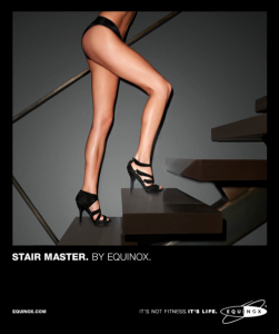 Stair Master, By Equinox