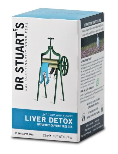 <b>Dr. Stuart's Detox...</b>