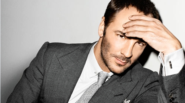 <b>Tom Ford's First LFW...</b>